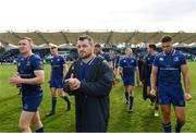 7 April 2018; Cian Healy of Leinster following the Guinness PRO14 Round 19 match between Leinster and Zebre at the RDS Arena in Dublin. Photo by Ramsey Cardy/Sportsfile