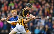 8 April 2018; Walter Walsh of Kilkenny scores his side's first goal as Padraic Maher of Tipperary closes in during the Allianz Hurling League Division 1 Final match between Kilkenny and Tipperary at Nowlan Park in Kilkenny. Photo by Piaras Ó Mídheach/Sportsfile