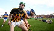 8 April 2018; Joey Holden of Kilkenny is shouldered over the sideline by Jason Forde of Tipperary during the Allianz Hurling League Division 1 Final match between Kilkenny and Tipperary at Nowlan Park in Kilkenny. Photo by Stephen McCarthy/Sportsfile
