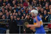 8 April 2018; Kilkenny manager Brian Cody during the Allianz Hurling League Division 1 Final match between Kilkenny and Tipperary at Nowlan Park in Kilkenny. Photo by Piaras Ó Mídheach/Sportsfile