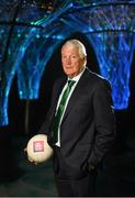 9 April 2018: Nemo Rangers legend Billy Morgan at the launch of the inaugural AIB GAA Club Player Awards. The awards ceremony will be the first of its kind in the club championship to recognise the top performing club players and to celebrate their hard work, commitment and individual achievements at a national level. The awards ceremony will take place in Croke Park, on Saturday 21st April. For exclusive content and to see why AIB are backing Club and County follow us @AIB_GAA on Twitter, Instagram, Snapchat, Facebook and AIB.ie/GAA. Photo by Ramsey Cardy/Sportsfile
