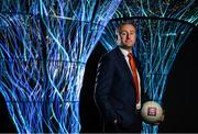 9 April 2018: Coman Goggins at the launch of the inaugural AIB GAA Club Player Awards. The awards ceremony will be the first of its kind in the club championship to recognise the top performing club players and to celebrate their hard work, commitment and individual achievements at a national level. The awards ceremony will take place in Croke Park, on Saturday 21st April. For exclusive content and to see why AIB are backing Club and County follow us @AIB_GAA on Twitter, Instagram, Snapchat, Facebook and AIB.ie/GAA. Photo by Ramsey Cardy/Sportsfile