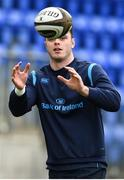 9 April 2018; James Ryan during Leinster Rugby squad training at Energia Park in Donnybrook, Dublin. Photo by David Fitzgerald/Sportsfile