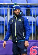 9 April 2018; Isa Nacewa during Leinster Rugby squad training at Energia Park in Donnybrook, Dublin. Photo by David Fitzgerald/Sportsfile