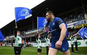 7 April 2018; Cian Healy of Leinster during the Guinness PRO14 Round 19 match between Leinster and Zebre at the RDS Arena in Dublin. Photo by Ramsey Cardy/Sportsfile