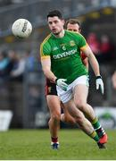 25 March 2018; Donal Keogan of Meath during the Allianz Football League Division 2 Round 7 match between Meath and Down at Páirc Tailteann in Navan, Co Meath. Photo by Ramsey Cardy/Sportsfile