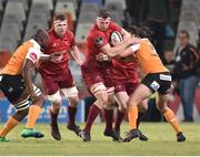 13 April 2018; Robin Copeland of Munster on the attack during the Guinness PRO14 Round 20 match between Toyota Cheetahs and Munster at Toyota Stadium in Bloemfontein, South Africa. Photo by Johan Pretorius/Sportsfile