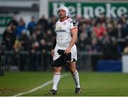 13 April 2018; Rory Best of Ulster during the Guinness PRO14 Round 20 match between Ulster and Ospreys at Kingspan Stadium in Belfast. Photo by Oliver McVeigh/Sportsfile