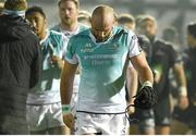 13 April 2018; John Muldoon of Connacht after the Guinness PRO14 Round 20 match between Glasgow Warriors and Connacht at Scotstown Stadium in Glasgow, Scotland. Photo by Paul Devlin/Sportsfile