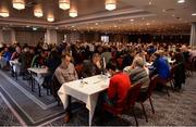 14 April 2018; A general view of the table quiz during the All-Ireland Scór Sinsir Finals 2018 at the Clayton Hotel Ballroom & Knocknarea Arena in Sligo IT, Sligo. Photo by Eóin Noonan/Sportsfile