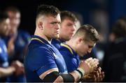 14 April 2018; Andrew Porter of Leinster following his side's defeat in the Guinness PRO14 Round 20 match between Leinster and Benetton Rugby at the RDS Arena in Dublin. Photo by Ramsey Cardy/Sportsfile