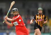 8 April 2018; Linda Collins of Cork during the Littlewoods Ireland Camogie League Division 1 Final match between Kilkenny and Cork at Nowlan Park in Kilkenny. Photo by Piaras Ó Mídheach/Sportsfile