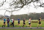 15 April 2018; Participants during the Great Ireland Run and AAI National 10k at the Phoenix Park in Dublin. Photo by David Fitzgerald/Sportsfile