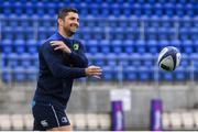 16 April 2018; Rob Kearney during Leinster Rugby squad training at Energia Park in Dublin. Photo by Ramsey Cardy/Sportsfile