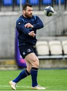 16 April 2018; Cian Healy during Leinster Rugby squad training at Energia Park in Dublin. Photo by Ramsey Cardy/Sportsfile