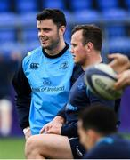 16 April 2018; James Ryan during Leinster Rugby squad training at Energia Park in Dublin. Photo by Ramsey Cardy/Sportsfile