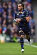 1 April 2018; Isa Nacewa of Leinster during the European Rugby Champions Cup quarter-final match between Leinster and Saracens at the Aviva Stadium in Dublin. Photo by Brendan Moran/Sportsfile