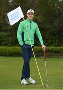 19 April 2018; In attendance at the GUI National Headquarters to help mark the commencement of the 2018 AIG Cups & Shields season and to celebrate AIG's 20th anniversary as a partner to the GUI and ILGU is 2017 AIG Irish Close winner Jamie Fletcher. AIG revealed details of their 'AIG Golfer Anniversary Sale', where they are offering up to 20% off car insurance and up to 50% on home Insurance.* For more details see www.aig.ie/golf . Photo by Brendan Moran/Sportsfile