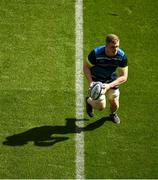 20 April 2018; Dan Leavy during the Leinster Rugby captain's run at the Aviva Stadium in Dublin. Photo by Sam Barnes/Sportsfile