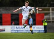 21 April 2018; Liam Scales of UCD during the SSE Airtricity League First Division match between Longford Town and UCD at the City Calling Stadium in Lissanurlan, Longford. Photo by Harry Murphy/Sportsfile