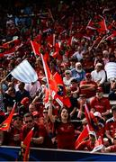 22 April 2018; Munster supporters prior to the European Rugby Champions Cup semi-final match between Racing 92 and Munster Rugby at the Stade Chaban-Delmas in Bordeaux, France. Photo by Diarmuid Greene/Sportsfile
