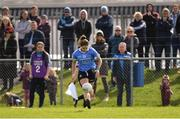 22 April 2018; Noëlle Healy of Dublin during the Lidl Ladies Football National League Division 1 semi-final match between Dublin and Galway at Coralstown Kinnegad GAA in Kinnegad, Westmeath. Photo by Piaras Ó Mídheach/Sportsfile