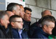 27 April 2018; Republic of Ireland assistant manager Roy Keane in attendance during the SSE Airtricity League Premier Division match between Cork City and Dundalk at Turner's Cross, in Cork. Photo by Eóin Noonan/Sportsfile