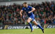 28 April 2018; Ross Byrne of Leinster during the Guinness PRO14 Round 21 match between Connacht and Leinster at the Sportsground in Galway. Photo by Ramsey Cardy/Sportsfile