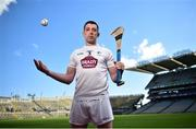 30 April 2018; John Doran of Kildare in attendance during the Christy Ring Cup competition launch at Croke Park in Dublin. Photo by David Fitzgerald/Sportsfile