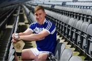 30 April 2018; Ross King of Laois in attendance during the Joe McDonagh Cup competition launch at Croke Park in Dublin. Photo by Sam Barnes/Sportsfile