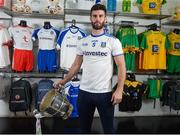30 April 2018; Neil McAdam of Monaghan during the Launch of the Ulster Senior Football Championship 2018 in Strabane, Co Tyrone. Photo by Oliver McVeigh/Sportsfile