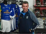 30 April 2018; Cavan Manager Mattie McGleenan during the Launch of the Ulster Senior Football Championship 2018 in Strabane, Co Tyrone. Photo by Oliver McVeigh/Sportsfile