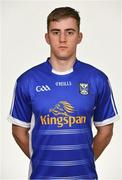 1 May 2018; David Brady during a Cavan football squad portrait session at the GAA National Games Development Centre at Abbotstown in Dublin. Photo by Ramsey Cardy/Sportsfile