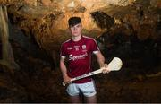 2 May 2018; Jack Canning of Galway at the launch of the Bord Gáis Energy GAA Hurling U21 All-Ireland Championship at Mitchelstown Caves in Cork. The 2018 campaign begins on May 7th with Clare hosting current holders Limerick in Ennis. Follow all of the action at #HurlingToTheCore. Photo by Eóin Noonan/Sportsfile
