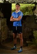 3 May 2018; Michael Fitzsimons of Dublin during the Launch of the 2018 Leinster Senior Football Championship at Trim Castle in Trim, Co Meath. Photo by Eóin Noonan/Sportsfile