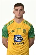 4 May 2018; Tony McClenaghan of Donegal during Donegal Football Squad portraits 2018 at MacCumhaill Park in Donegal. Photo by Oliver McVeigh/Sportsfile