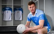 10 May 2018; Sure, Official Statistics Partner of the GAA, with the help of ambassadors, Wexford hurler Lee Chin and Dublin Footballer Ciaran Kilkenny, has today announced the most comprehensive ever season of GAA statistics with new technology, more stats and greater analysis than ever before. The partnership, which enters its third year, promises to empower GAA fans with a deeper understanding of the components of success by breaking down individual and team statistics through conversation, head to head analysis and easy to digest infographics that explore and expose the numbers behind the performances that set the Championship alight. Pictured at the announcement is Sure ambassador and Dublin footballer Ciaran Kilkenny at the GAA National Games Development Centre in Abbotstown, Dublin. Photo by Sam Barnes/Sportsfile