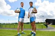 10 May 2018; Sure, Official Statistics Partner of the GAA, with the help of ambassadors, Wexford hurler Lee Chin and Dublin Footballer Ciaran Kilkenny, has today announced the most comprehensive ever season of GAA statistics with new technology, more stats and greater analysis than ever before. The partnership, which enters its third year, promises to empower GAA fans with a deeper understanding of the components of success by breaking down individual and team statistics through conversation, head to head analysis and easy to digest infographics that explore and expose the numbers behind the performances that set the Championship alight. The announcement took place at GAA National Games Development Centre in Abbotstown, Dublin. Photo by Sam Barnes/Sportsfile