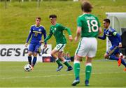 11 May 2018; Barry Coffey of Republic of Ireland during the UEFA U17 Championship Finals Group C match between Bosnia & Herzegovina and Republic of Ireland at St George's Park, in Burton-upon-Trent, England. Photo by Malcolm Couzens/Sportsfile