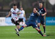 11 May 2018; Ronan Murray of Dundalk in action against Rhys McCabe of Sligo Rovers during the SSE Airtricity League Premier Division match between Dundalk and Sligo Rovers at Oriel Park, in Dundalk, Louth. Photo by Piaras Ó Mídheach/Sportsfile