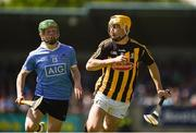 13 May 2018; Richie Leahy of Kilkenny in action against Fergal Whitely of Dublin during the Leinster GAA Hurling Senior Championship Round 1 match between Dublin and Kilkenny at Parnell Park in Dublin. Photo by Daire Brennan/Sportsfile