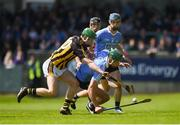 13 May 2018; Chris Crummey of Dublin in action against Martin Keoghan of Kilkenny during the Leinster GAA Hurling Senior Championship Round 1 match between Dublin and Kilkenny at Parnell Park in Dublin. Photo by Daire Brennan/Sportsfile