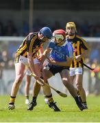 13 May 2018; Paddy Smyth of Dublin in action against Martin Keoghan of Kilkenny during the Leinster GAA Hurling Senior Championship Round 1 match between Dublin and Kilkenny at Parnell Park in Dublin. Photo by Daire Brennan/Sportsfile