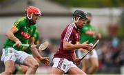13 May 2018; Robbie Greville of Westmeath in action against Seán Geraghty of Meath during the Joe McDonagh Cup Round 2 match between Westmeath and Meath at TEG Cusack Park in Westmeath. Photo by Sam Barnes/Sportsfile