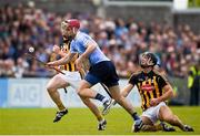 13 May 2018; Danny Sutcliffe of Dublin in action against Colin Fennelly of Kilkenny during the Leinster GAA Hurling Senior Championship Round 1 match between Dublin and Kilkenny at Parnell Park in Dublin. Photo by Daire Brennan/Sportsfile