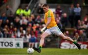13 May 2018; Andrew Colgan of Meath during the Bord na Mona O'Byrne Cup Final match between Westmeath and Meath at TEG Cusack Park in Westmeath. Photo by Sam Barnes/Sportsfile