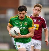13 May 2018; Seamus Lavin of Meath during the Bord na Mona O'Byrne Cup Final match between Westmeath and Meath at TEG Cusack Park in Westmeath. Photo by Sam Barnes/Sportsfile