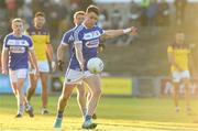 12 May 2018; Stephen Attride of Laois during the Leinster GAA Football Senior Championship Preliminary Round match between Wexford and Laois at Innovate Wexford Park in Wexford. Photo by Matt Browne/Sportsfile
