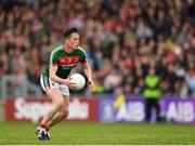 13 May 2018; Stephen Coen of Mayo during the Connacht GAA Football Senior Championship Quarter-Final match between Mayo and Galway at Elvery's MacHale Park in Mayo. Photo by Eóin Noonan/Sportsfile