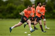 14 May 2018; Dave Kilcoyne during Munster Rugby squad training at the University of Limerick in Limerick. Photo by Diarmuid Greene/Sportsfile